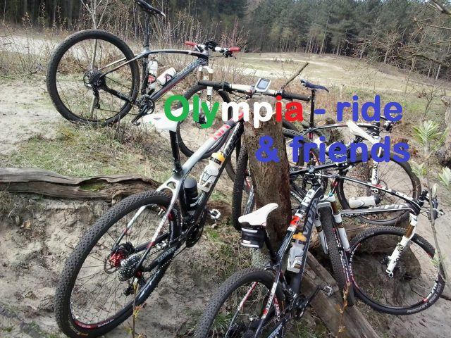 Olympia ride & Friends