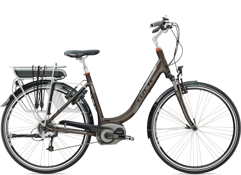 Einde reeks E-bikes